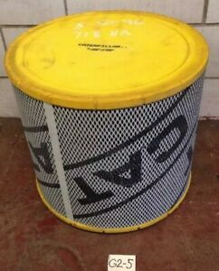 New Caterpillar Tractor 4l 9853 Air Filter Umuada warranty fast Shipping