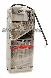 Conlux Ccm5g Five Tube Coin Changer With 3 X 25 Tubes Reconditioned