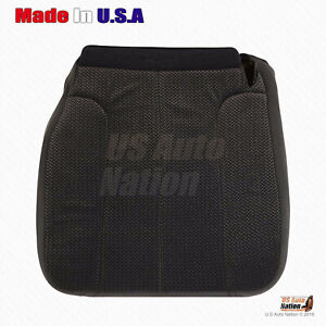 2003 2005 Dodge Ram 1500 2500 3500 Slt driver Side Bottom Cloth Seat Cover Gray