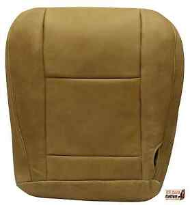2003 2004 2005 2006 Ford F250 F350 King Ranch Driver Bottom Leather Seat Cover