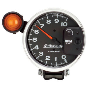 Auto Meter Tachometer Gauge 233904 Auto Gage 0 To 10000 Rpm 5 Electrical