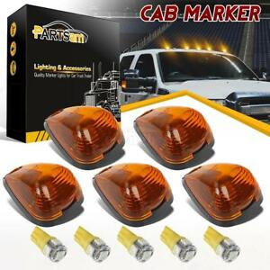 5xfor Ford 99 16 Amber Roof Running Light Cab Marker 264143am amber 158 5050 Led