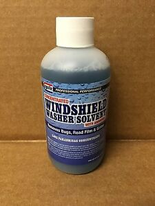 Cyclo Professional Concentrated Windshield Glass Washer Solvent 6oz C206