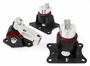 Innovative 10751 Motor Mounts Kit For 04 08 Acura Tsx 03 07 Honda Accord