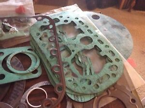 Hvac Parts Large Lot Of Assorted Gaskets