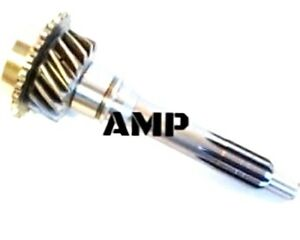 Ford T18 4 Speed Transmission 2wd 4wd 17 Tooth Input Shaft
