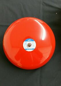 New Amseco Emergency Fire Alarm Bell Msb 10b pv2 24v Dc