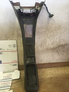 Datsun Nissan 77 78 280z Center Console Original Oem