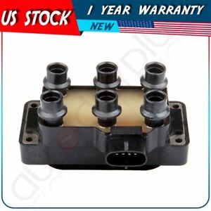 New Ignition Coil Pack New For Ford Mazda Mercury V6 4 0l 4 2l