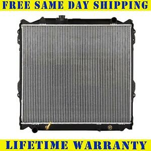 Radiator For Toyota Fits 4runner 2 7 3 4 V6 6cyl 1998