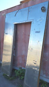 Walk in Cooler Stainless Steel 8ft X 7 5ft Walkin By Pacific Refrigerator