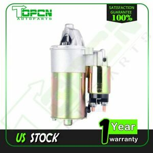 New Starter For Ford Expedition 4 6l 5 4l 1997 1998 Lincoln Navigator 5 4l 1998