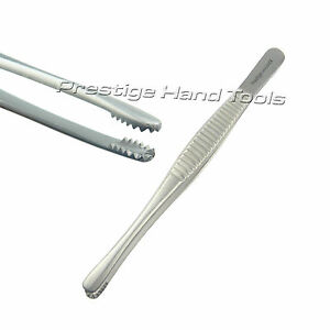 Tissue Forceps Russian Pattern Tissue Grasping Forceps Surgical Prestige