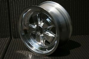 Maxilite Wheels For Porsche 911 914 6 924s 944 8x15 Polished