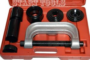 4 in 1 Auto Truck Ball Joint Service Tool Kit 2wd 4wd Remover Installer Deluxe