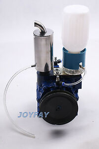 Milker Vacuum Pump For Goat Cow Dairy Milking Machine Bucket Tank Barrel