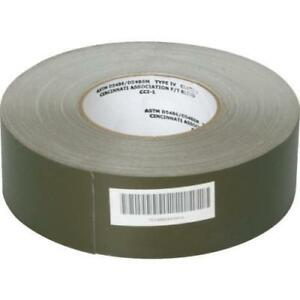 High strength Waterproof Tape 2 X 60 Yards Olive Drab