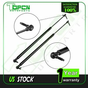 2 Rear Liftgate Hatch Tailgate Lift Supports Struts Shocks For Dodge 1998 2003