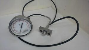 Crepaco Process And Refigeration Equipment 0 5000 Psi Hydraulic Gauge 32642