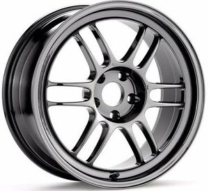 Enkei Rpf1 Wheel 18x9 5 15mm 5x114 3 Sbc Rim For Evo 8 9 X 350z 3798956515sbc