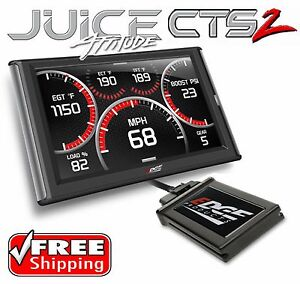 Edge Cts2 Juice W Attitude Tuner For 06 07 Dodge Ram 5 9l Cummins Diesel 31504