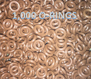 Universal Oring Viton Material Fits Many Fuel Injectors Ic605 Pack Of 1 000 Pcs