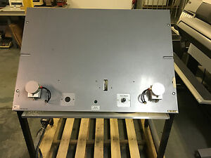 Olec 40 Inch Heidelberg Electric Plate Punch