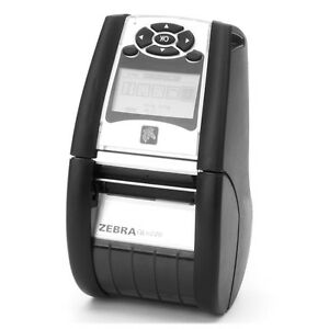 Zebra Qln220 Direct Thermal Mobile Printer Usb Bluetooth Iphone 256mb Lcd New
