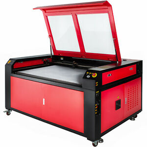 130w Co2 Laser Engraving Machine Cutter 1400x900mm Dsp Metal Equipment
