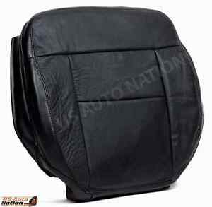 04 05 06 07 08 Ford F 150 Xlt Ftx St Driver Bottom Replacement Seat Cover Black