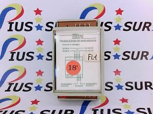 Ussp Wieland Web 1001 Web1001 Filter Filtra 24v Relay Assembly Sonda Elettronica