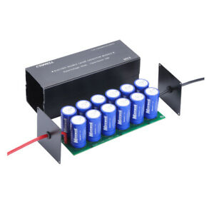 Boost Supercapacitor Module 12x 350 Farad Capacitor 12v 600a Starting Current