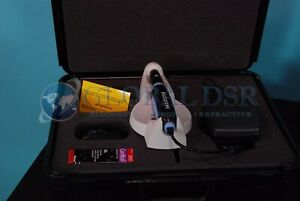 New Accutome B scan Pro With Carrying Case Includes Warranty
