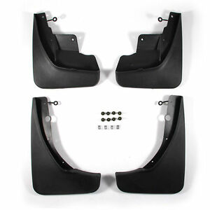4pcs Front Rear Splash Guards Mud Flaps For Jeep Grand Cherokee 2011 2017