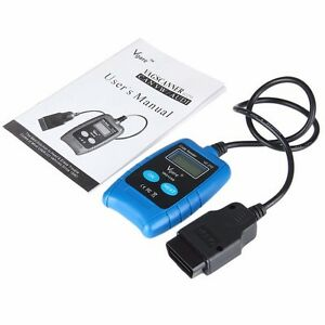 Obd1 Obd2 Diagnostic Tool Auto Scanner Code Reader For Jetta Golf Beetle Passat