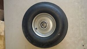 3 50 X 6 Tedder Tire And Wheel Fits Galfre Walton And First Choice Hay Tedders