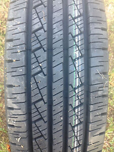 2 New 265 75r16 Crosswind L780 Tires 265 75 16 2657516 R16 10ply Light Truck