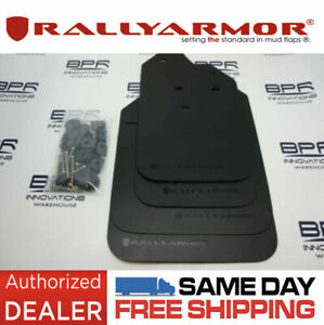 Rally Armor For 02 07 Subaru Wrx Sti Rs 2 5 I Basic Mud Flaps Kit Mf1 Bas Blk