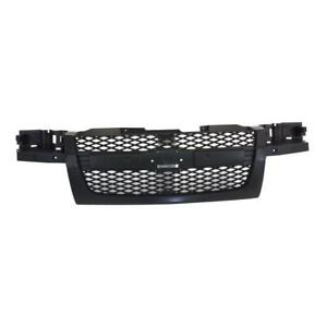New Front Grille For Chevrolet Colorado Gm1200560 12335790