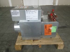 Lot Of 3 Trane Hot Water Heat Units Vcwf Variable Volume Unit Vvr 8 New Dented