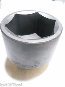Wright Tool Impact Socket 1 In Dr 3 3 8 In 6 Pt 8898 In Stock Last One