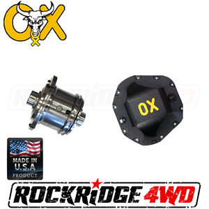 Dana 60 Ox Locker 4 10 Lower 35 Spline Ford Chevy Dodge W Differential Cover