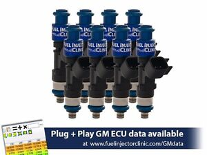 Fuel Injector Clinic Fic 1000cc Injectors Gm Chevy Ls2 Engines Is302 1000