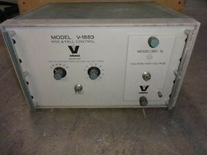 Velonex V 1883 360 High Power Pulse Range 50 To 345 Ns High Voltage Burst