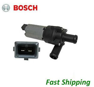 Universal Additional Electric Water Pump Car Auxiliary Cooling Heating Bosch