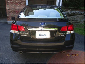 Rear Trunk Spoiler For Subaru Legacy Sedan 2010 2013