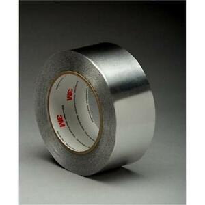 3m 427 Premium Performance Aluminum Foil Tape 0 99 X 60 Yards
