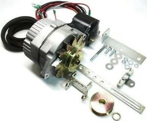 New Alternator Kit For Early Ford 8n 1939 51 2n And 9n Tractors