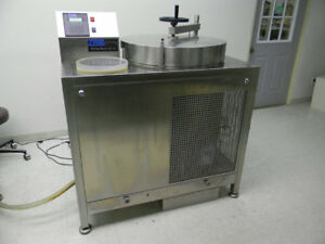 Zirbus Tuvac Zt12 Freeze Drying Microplate Centrifuge Vacuum Imm 20 Concentrator