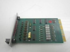Autolog Ic 6028789 Pc Board used And Tested